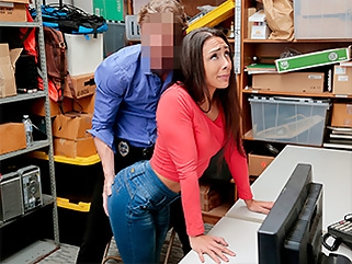 Lilly Hall in Case No. 1128285 - Shoplyfter small tits