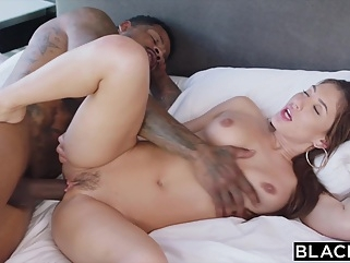 BLACKED Nurse Can't Resist BBC On A House Call brunette